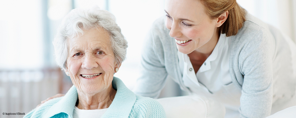 Zahnmedizin im Alter
